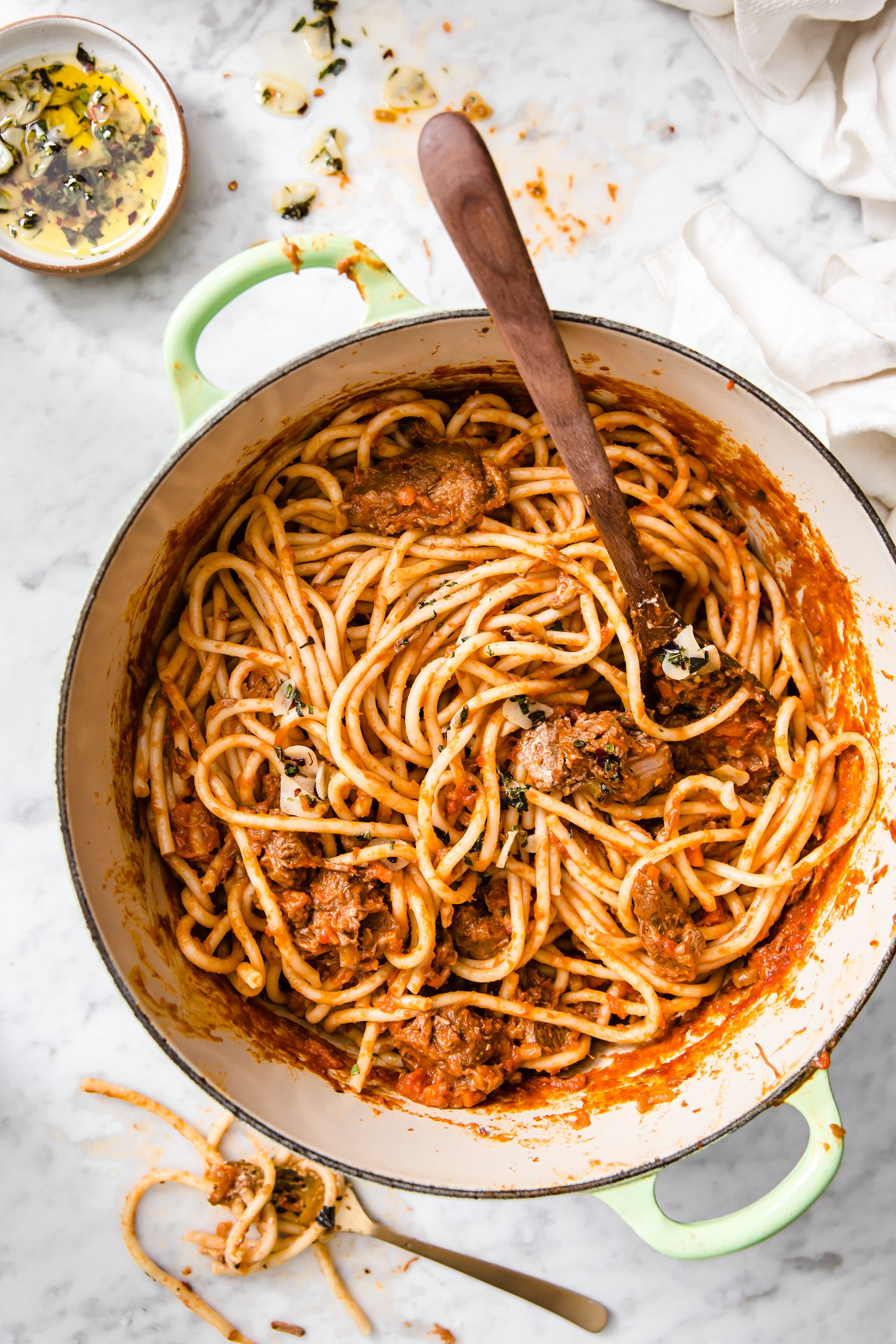 Bucatini+with+Lamb+Ragu+James+Beard+Food+Stylist+Judy+Kim