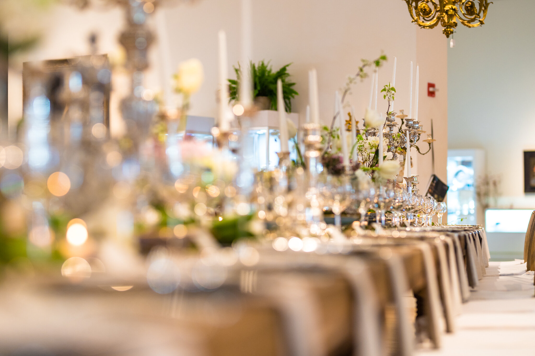 Sotheby's Magnificent Jewelry Dinner Event Designer Judy Kim