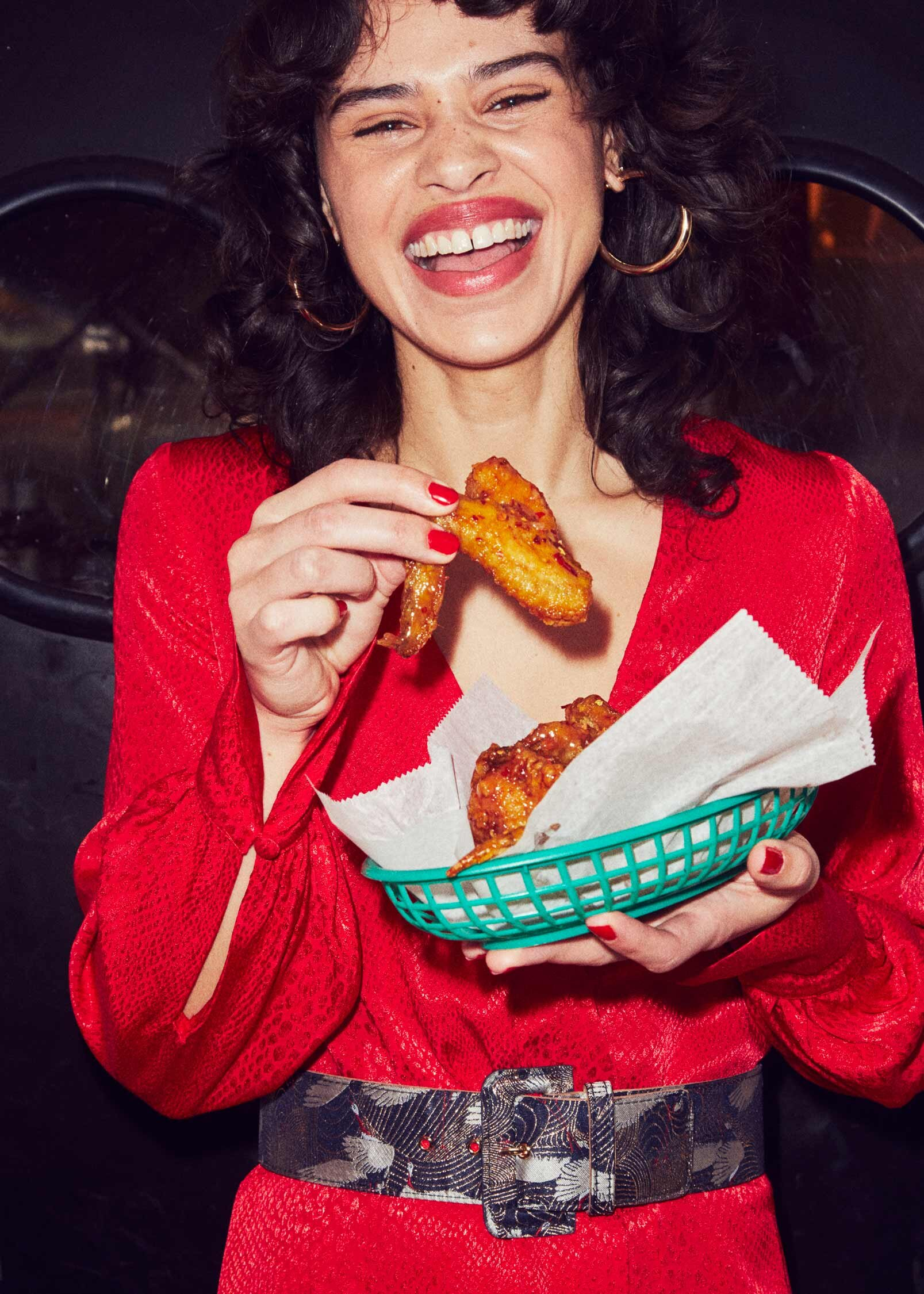 Chicken Wings  EVENS Photo Marcus Nilsson Food Styling Judy Kim