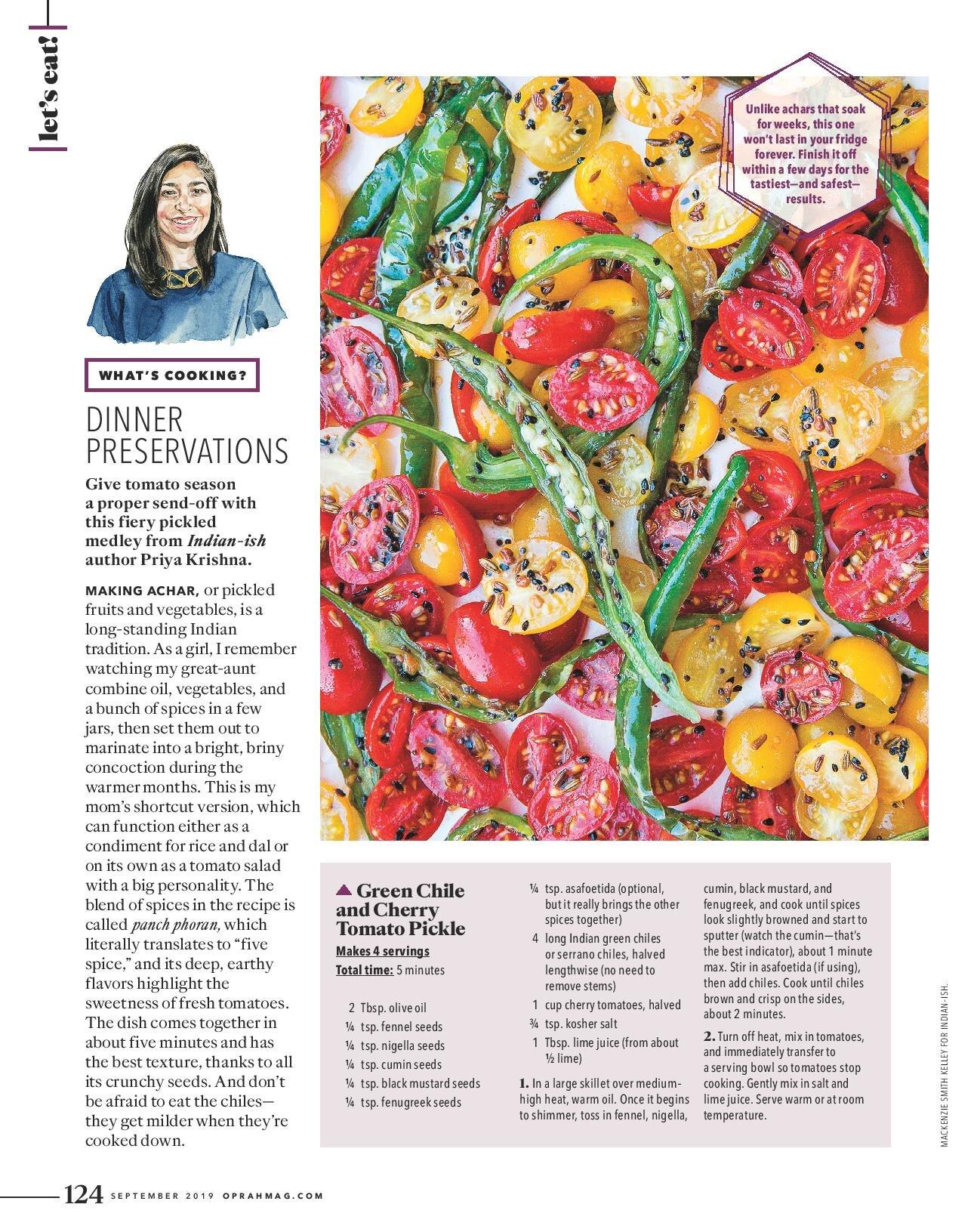 Oprah Magazine What s Cooking from OPR090119LetsEat_lo_author priya krishna_food stylist judy kim_photo mackenzie smith kelley_sept 2019.jpg