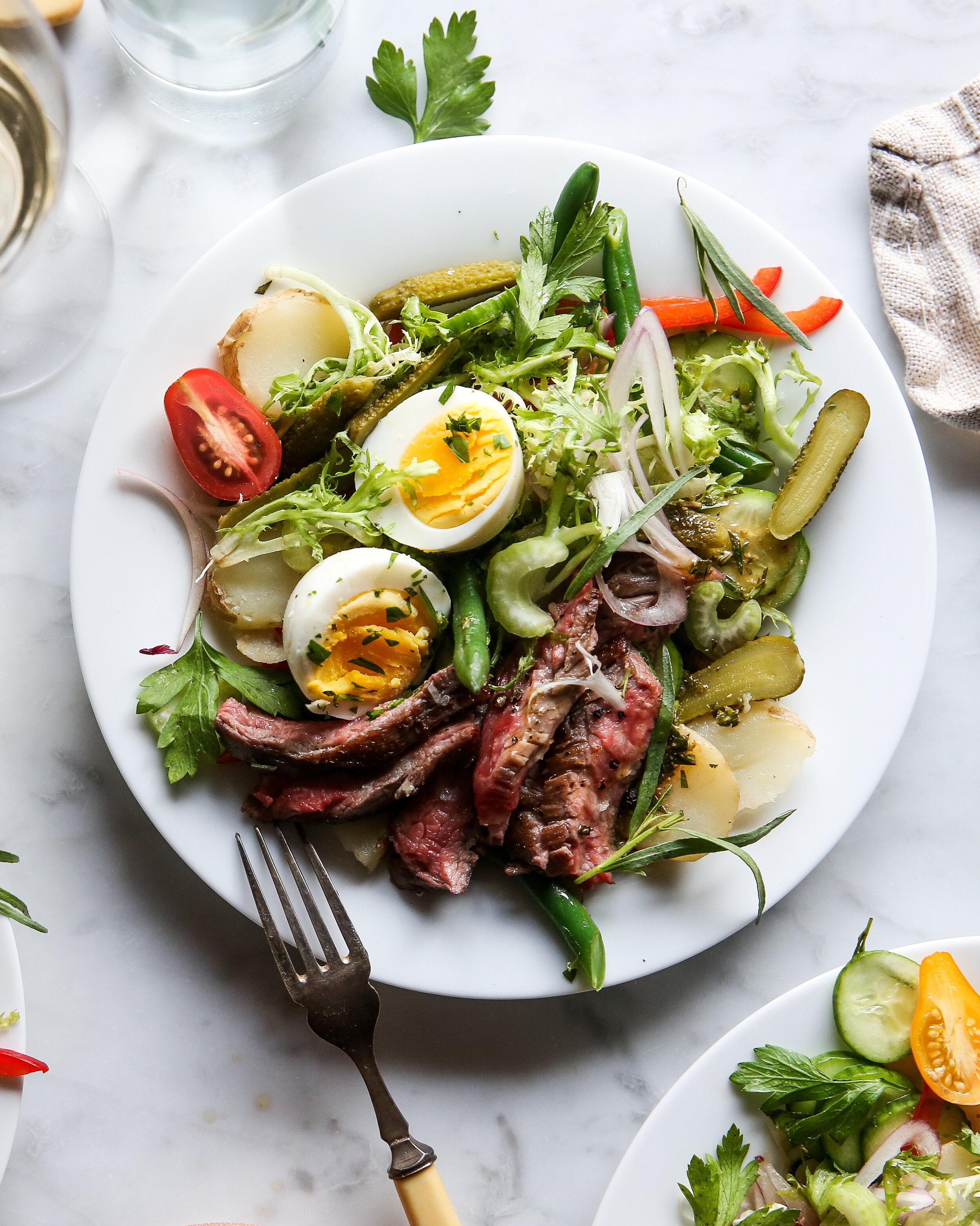 James Beard Beef Salad Parisienne_Food Stylist Judy Kim