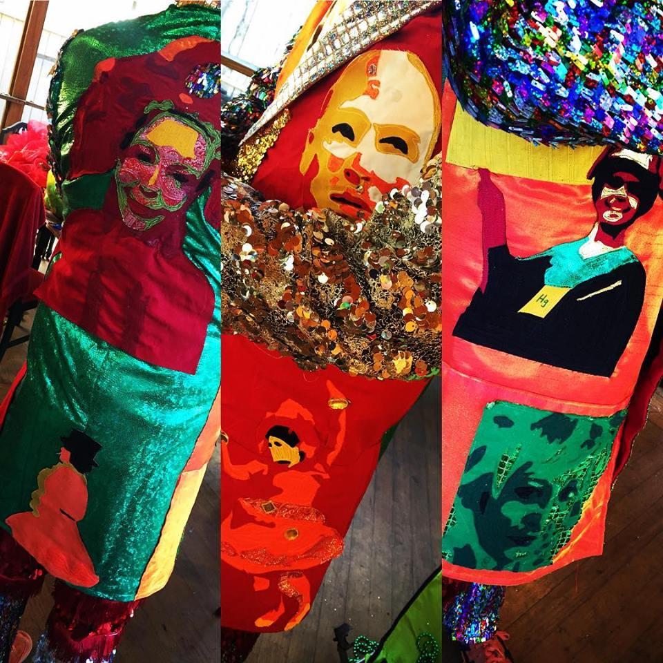 MG costume 2016