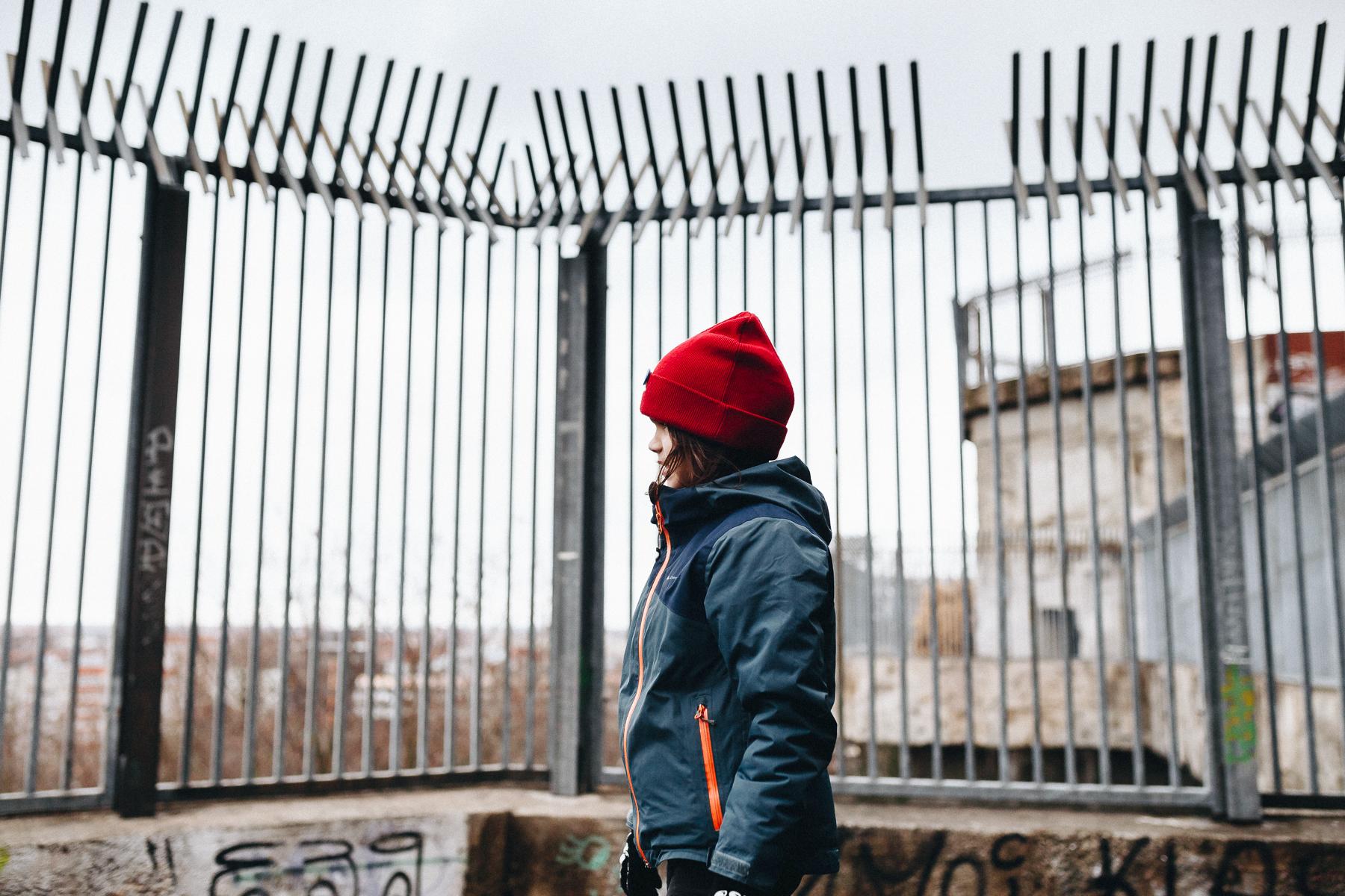 Berlin humboldthain flakturm Berlin storyteller