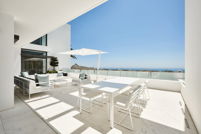 Blueport Villas, Altea (Spain)