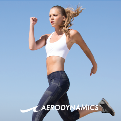 Aerodynamics - Affordable, fashion-forward women's activewear constructed with performance fabrics and subtle details. Sweat it out or lounge around in pieces that bring extra comfort and add a fashion flare to your everyday life.