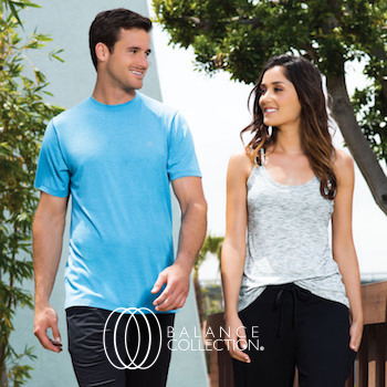 balance collection -  Designed in Los Angeles with individuality and the laid-back lifestyle in mind, The Balance Collection was created to outfit the modern male and female adventurer.  Drawing inspiration from natural elements, The Balance Collection encompasses a full spectrum of athleisure attire from basics with luxe details and relaxed classic pieces, to functional athletic wear and transitional outdoor gear. Whether you're hitting the gym for a cardio sesh, hiking the trails, or lounging around the house, The Balance Collection will be the stylish compliment to wherever you #FINDYOURBALANCE.