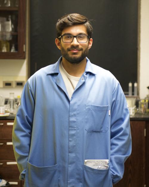 Prannoy Kaushal    Senior
