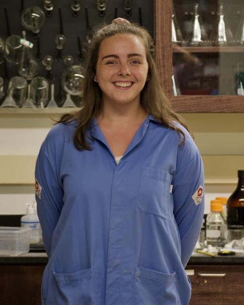 Amanda Morgan    Junior