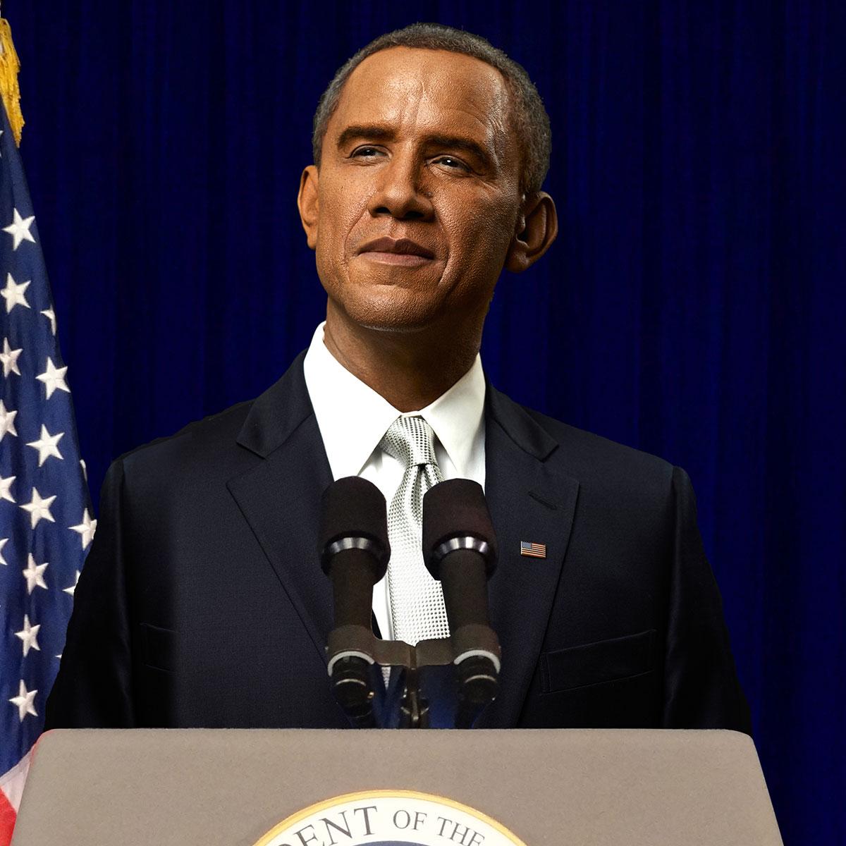Steve Bridges, Barack Obama