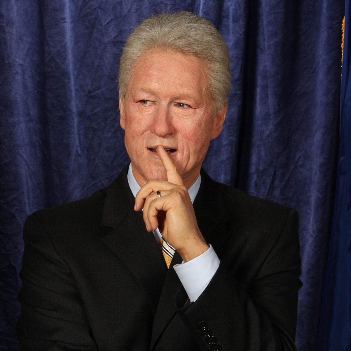 Steve Bridges, Bill Clinton