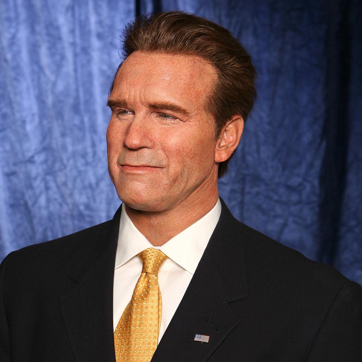 Steve Bridges, Arnold Schwarzenegger