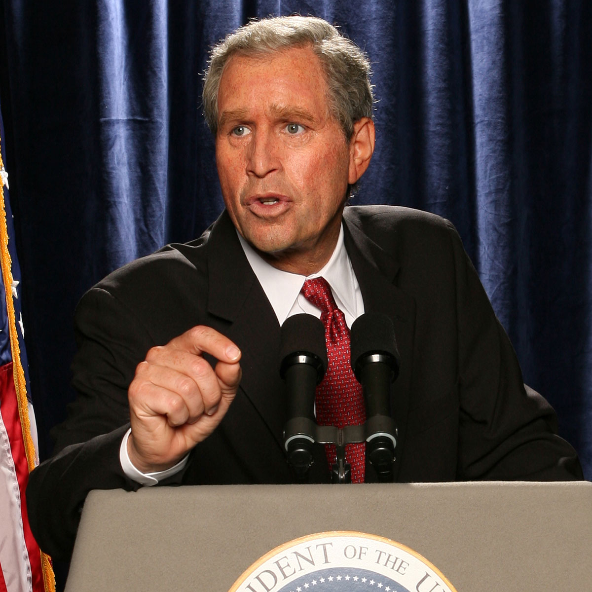 Steve Bridges, George W. Bush