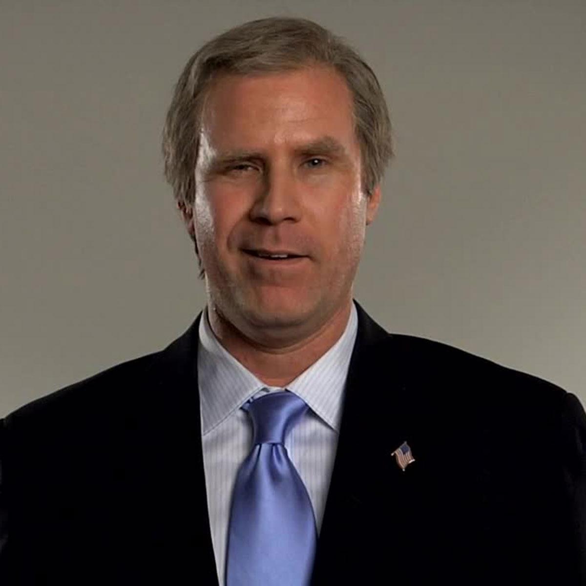Will Ferrell, George W. Bush