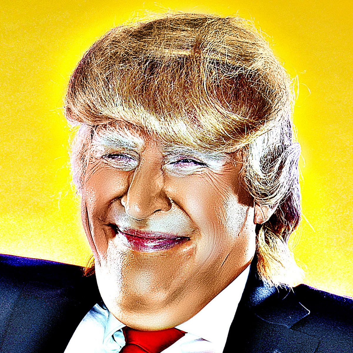 Donald Trump (Dustin Gold)