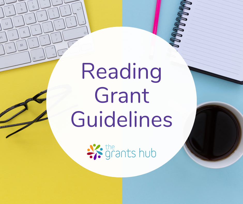 Invest time BEFORE you start writing a grant application to make sure you meet ALL of the eligibility criteria.  Read more