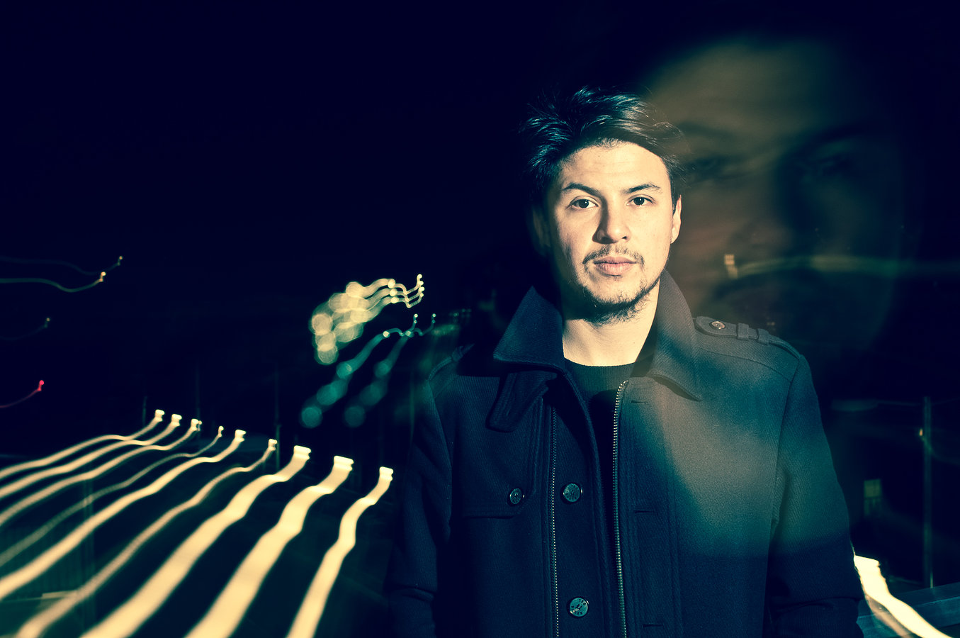 Jamie Woon returns with his second album, 'Making Time'.