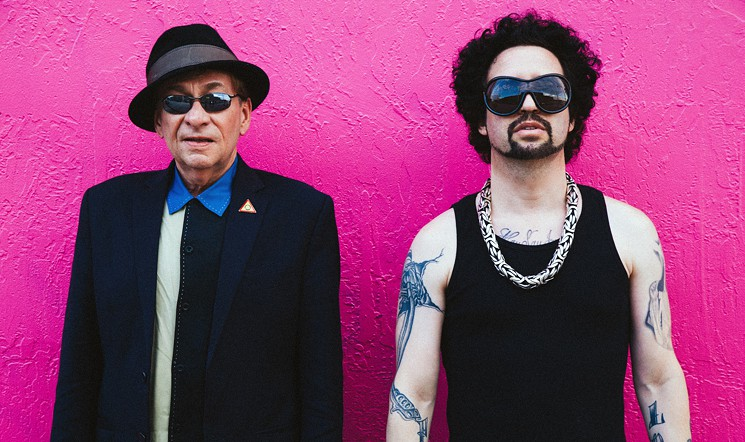 'Cool Uncle' is Bobby Caldwell and Jack Splash