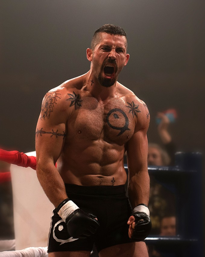 Scott Adkins returns in his most famous role as 'Boyka' in 'Undisputed 4'.