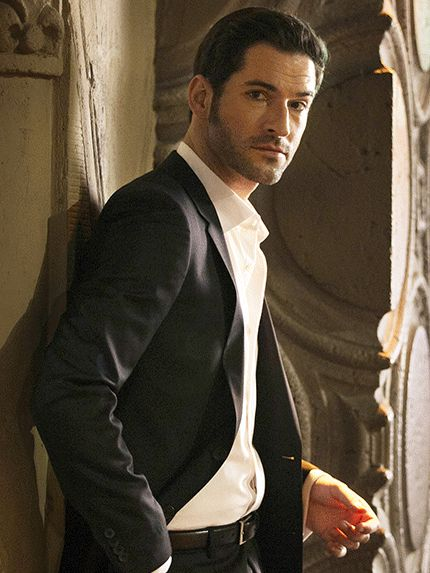 Tom Ellis is  Lucifer .