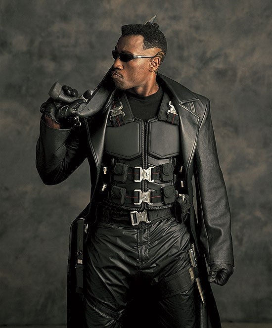 Blade , the movie that started it all.