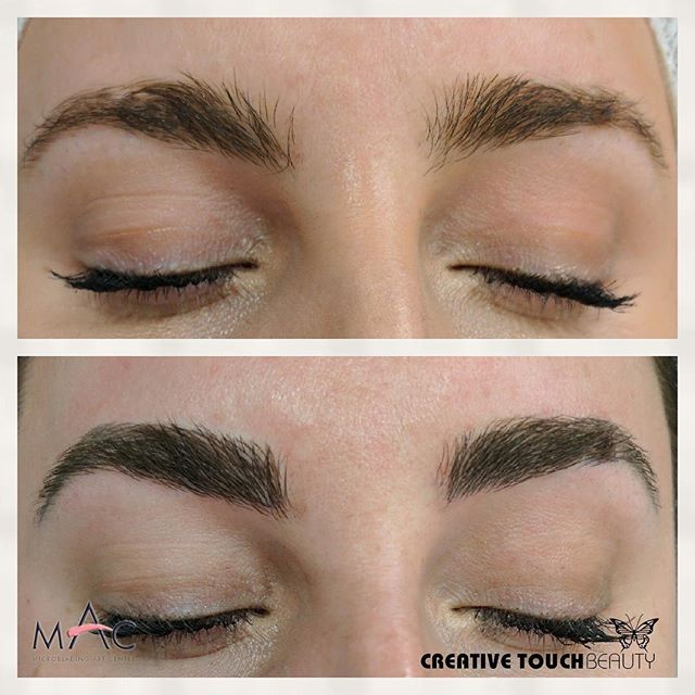 Don't you just love how natural these eyebrows look? Define your natural eyebrows to bring out your natural beauty. Real People, Real Results! Call (916) 571-2771 or visit www.creativetouchbeauty.com to book an appointment. #microbladingartcenter #folsom #microbladingartcentersacramento #sacramento #granitebay #eldoradohills #microstrokes #featherstrokes #microblading #wakeupwithmakeup #microbladingtraining #creativetouchbeauty #alopecia #girlswithtattoos #eyebrows #brows #microbladingsanfrancisco #lipsmakeup #makeupmafia #transformation #makeupartist #permanenteyebrows #naturaleyebrows #microbladingfolsom #beautiful #microbladingmen #inspiration #makeup #permanentmakeup #sacramentomicroblading