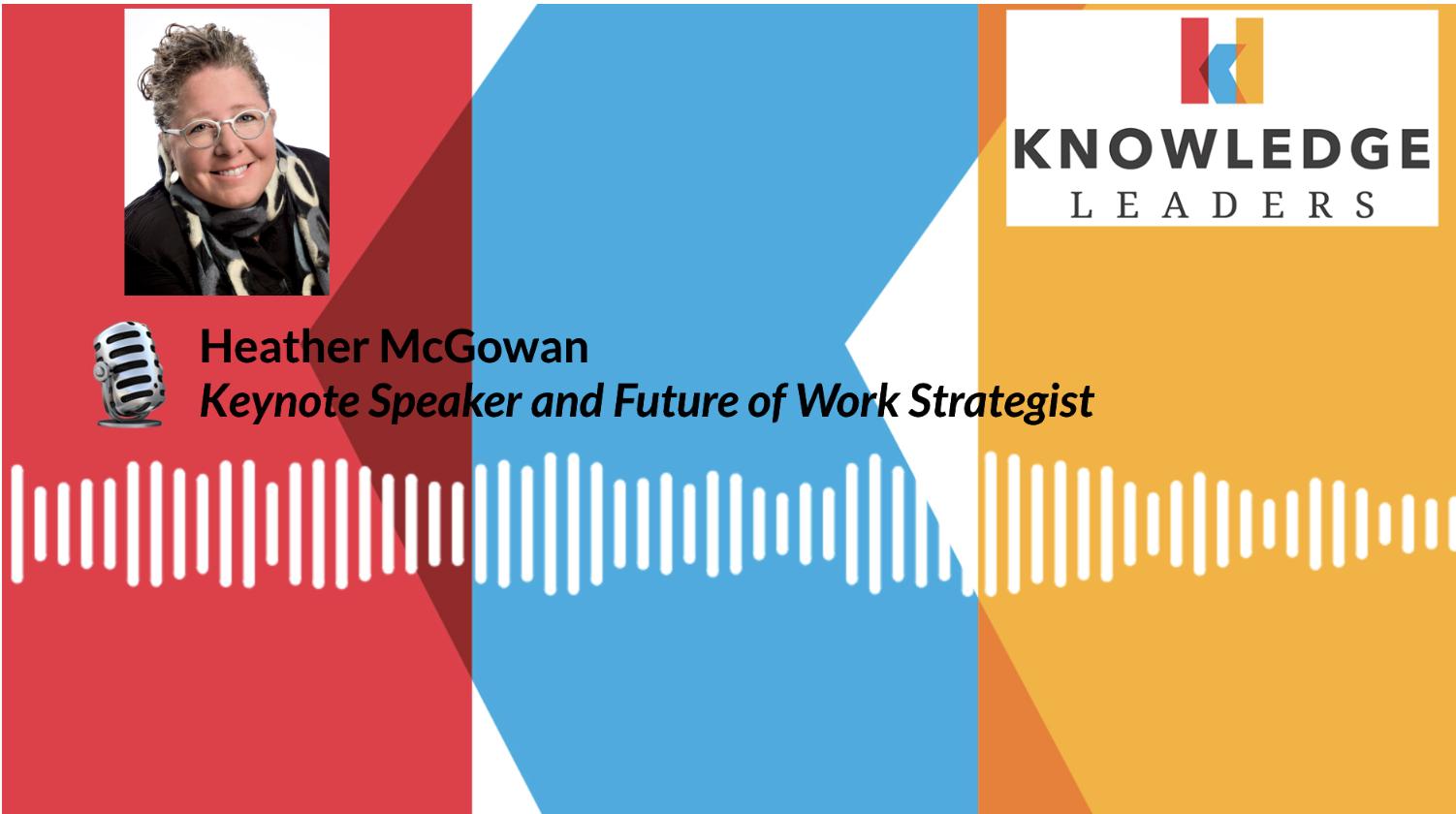 knowledge leaders McGowan