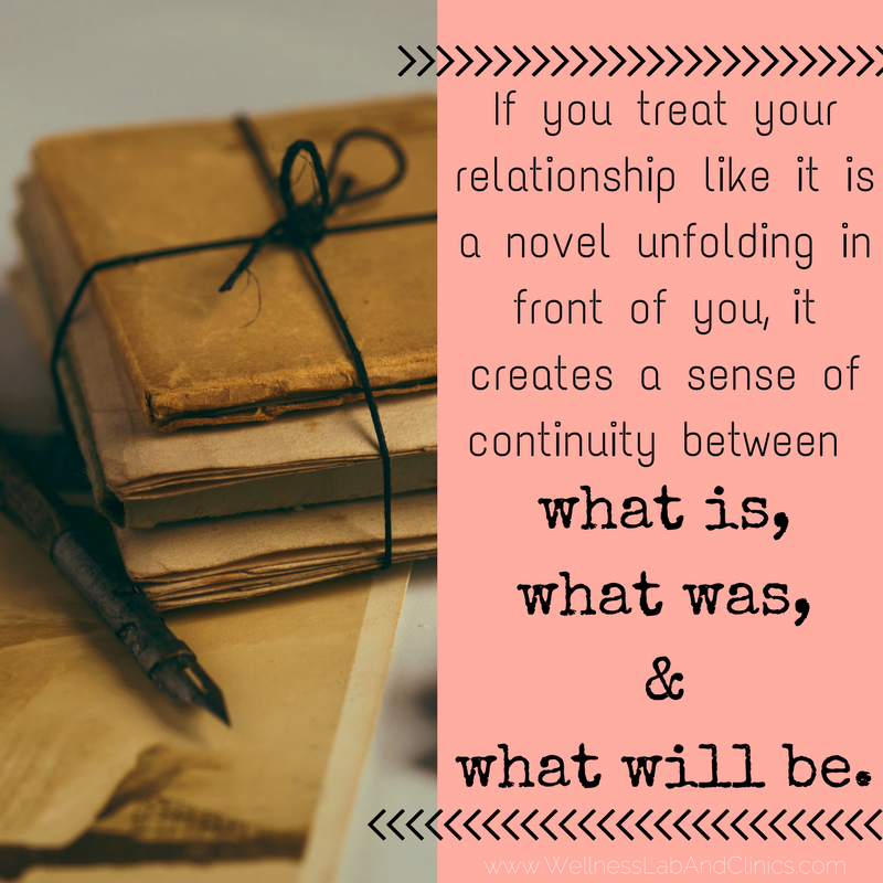 relationship novel