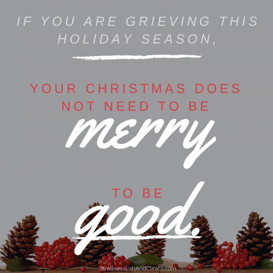 holiday grief
