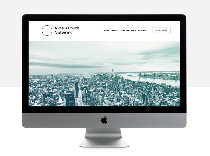 A Jesus Church Network Website Project - WEB DIRECTION