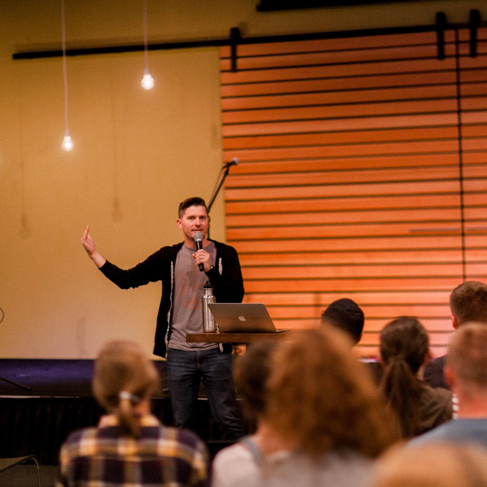 Young Adults Bible Teaching -