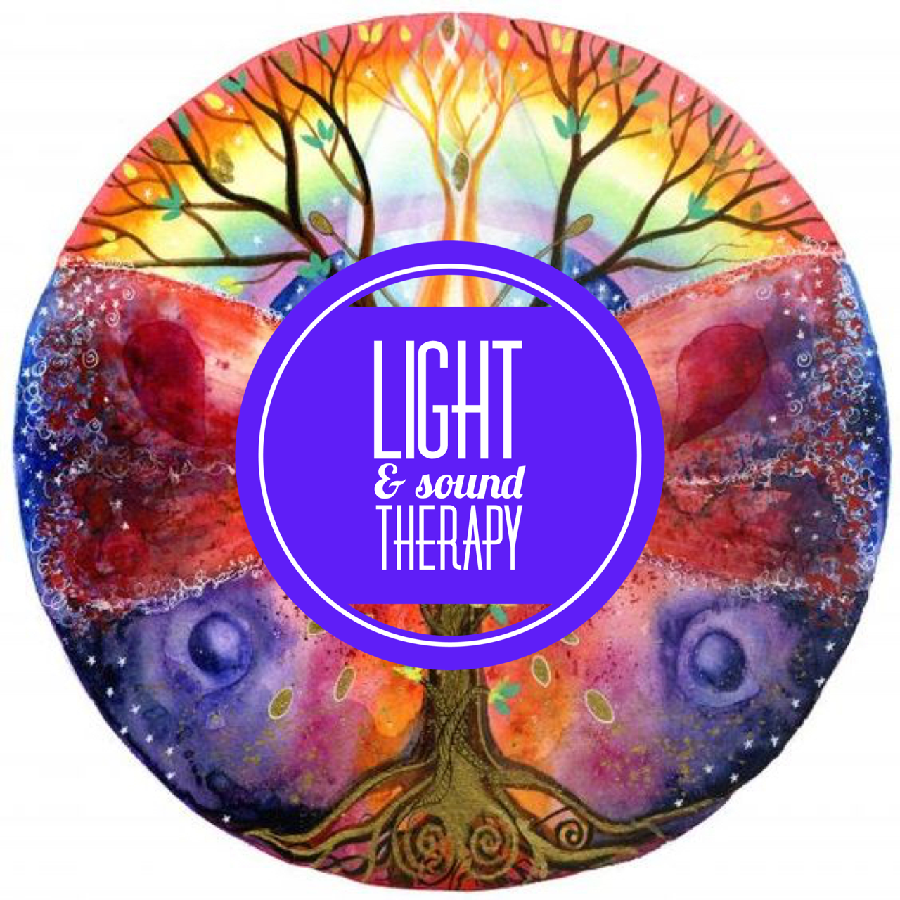 Light & Sound Therapy