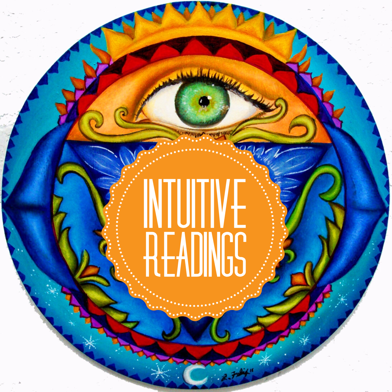 Intuitive Readings By Lauren Larsen in Las Vegas and Via Skype