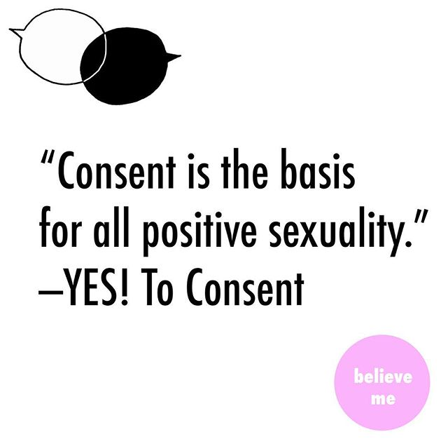 🗞 the next installment of our interview series is here! 🗞 + we couldn't be more excited to have chatted with @yestoconsent, an amazing Montclair-based organization that seeks to empower young people and deconstruct rape culture, with an intersectional feminist perspective through educational workshops about consent and the broad spectrum of sexuality 💪💪💪 set up a class with them, follow them on social, and read our conversation with them at our link in bio or at www.believemeofficial.com/interviews ❤️❤️