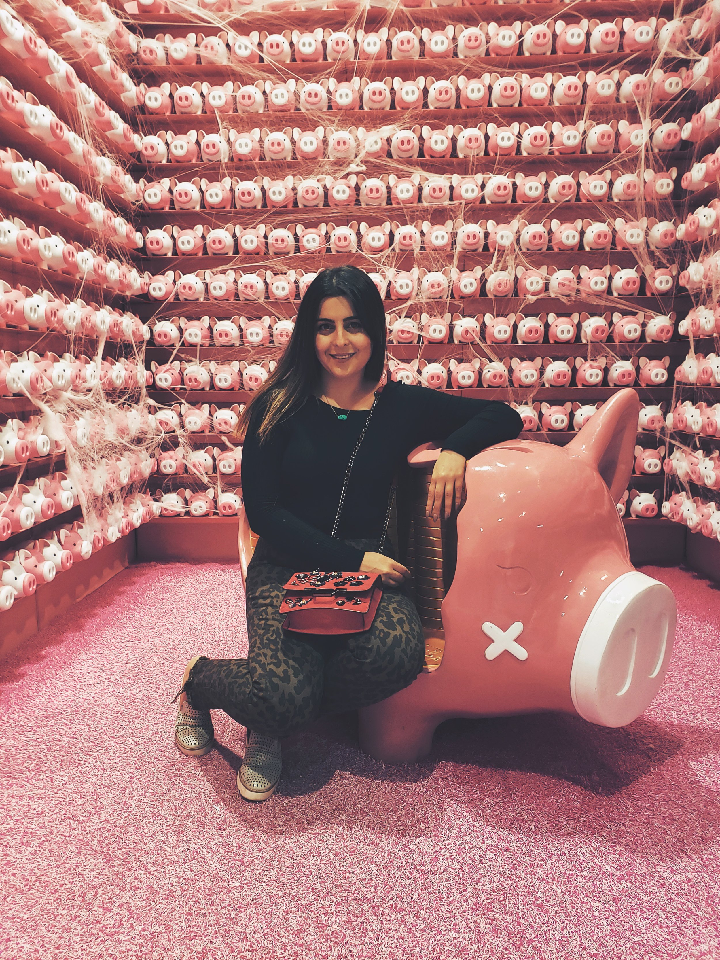 My kind of piggy bank!