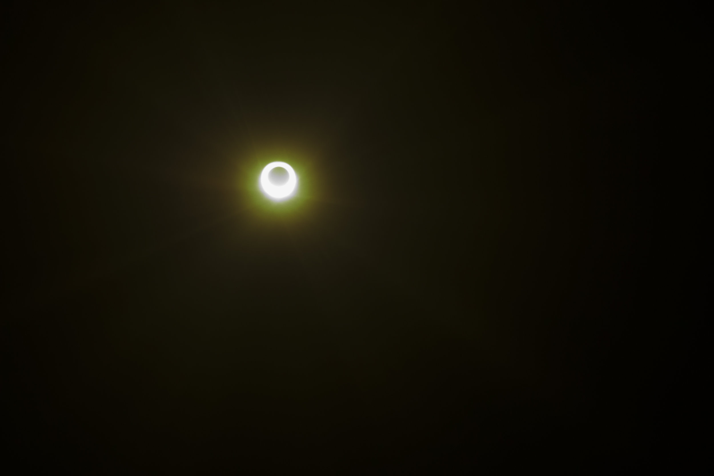 The Annular Eclipse in Tonopah, 2012