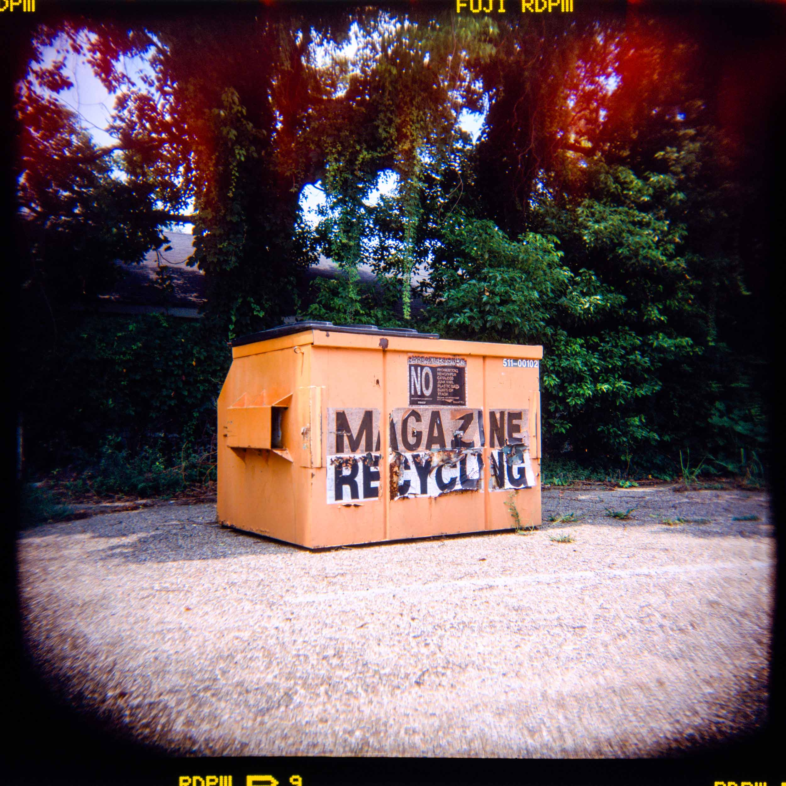 Magazine Recycling, St. Petersburg, FL Holga