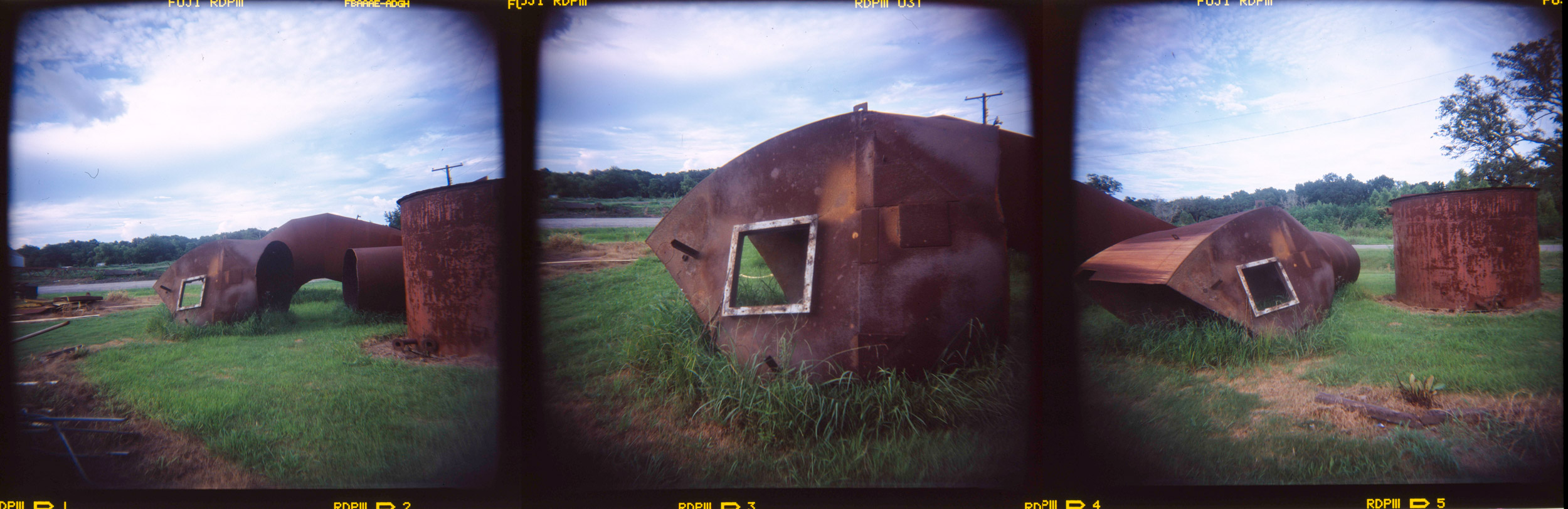 Maybe Louisiana Holga