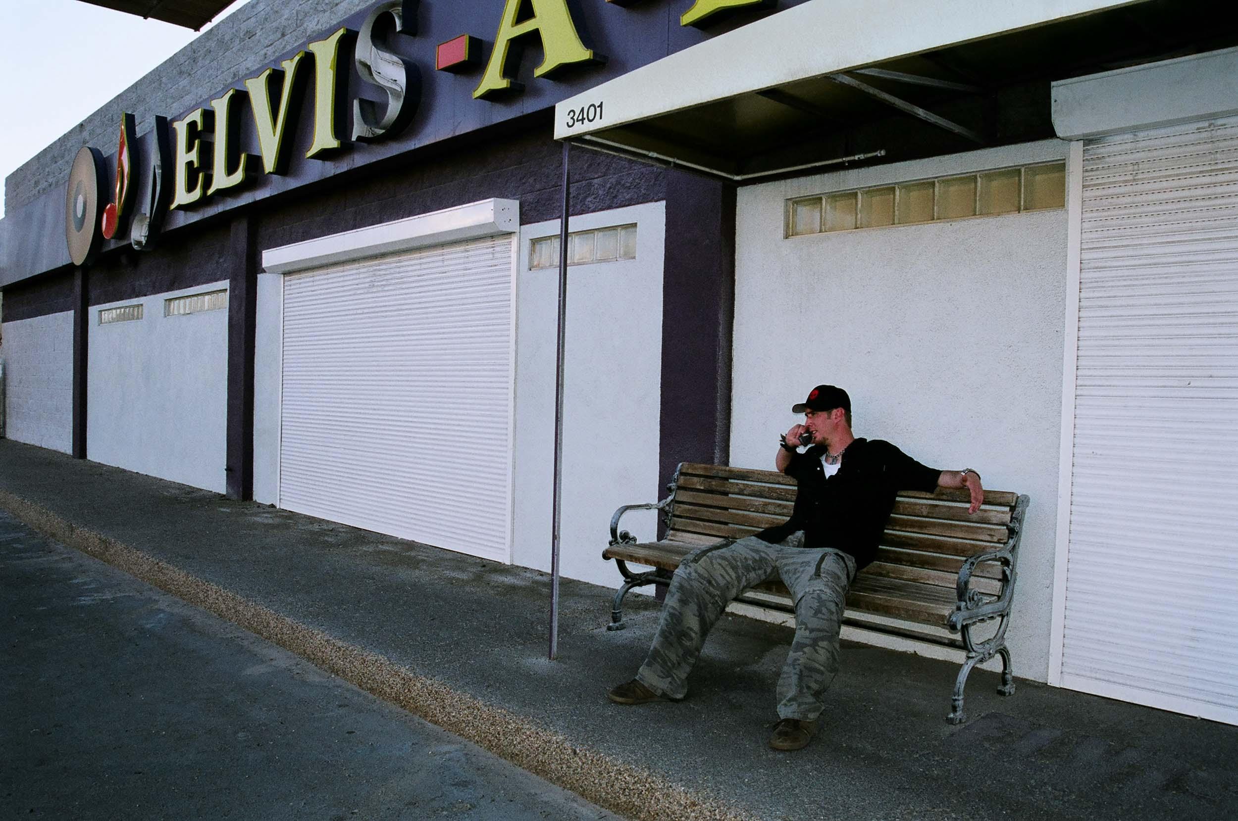 Elvis-A-Rama, Las Vegas