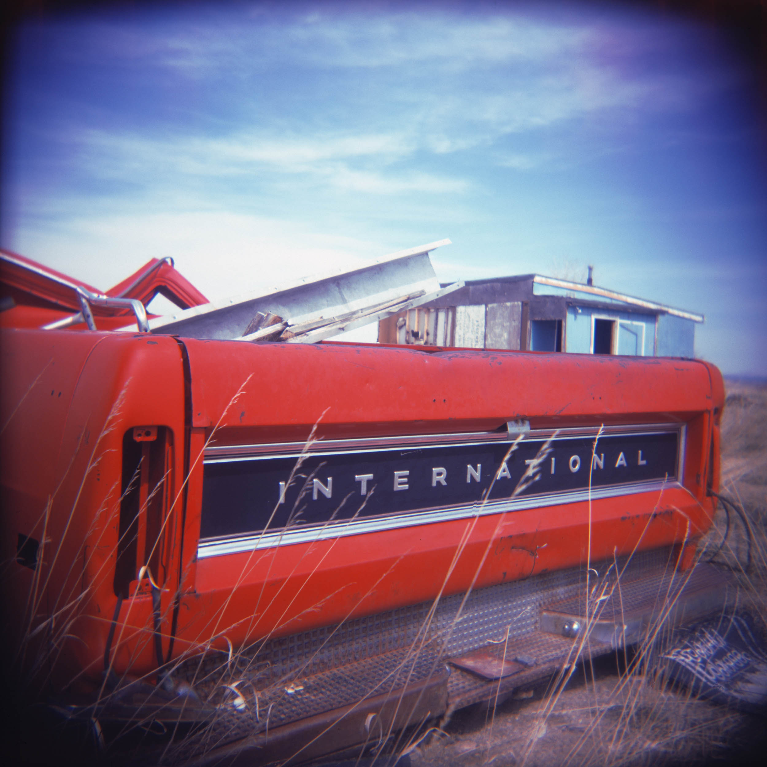 International, Wyoming, Holga