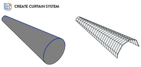 revit-curtain-system