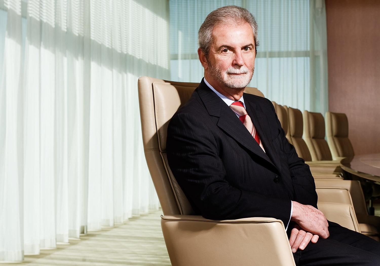 Executive Portrait of CEO
