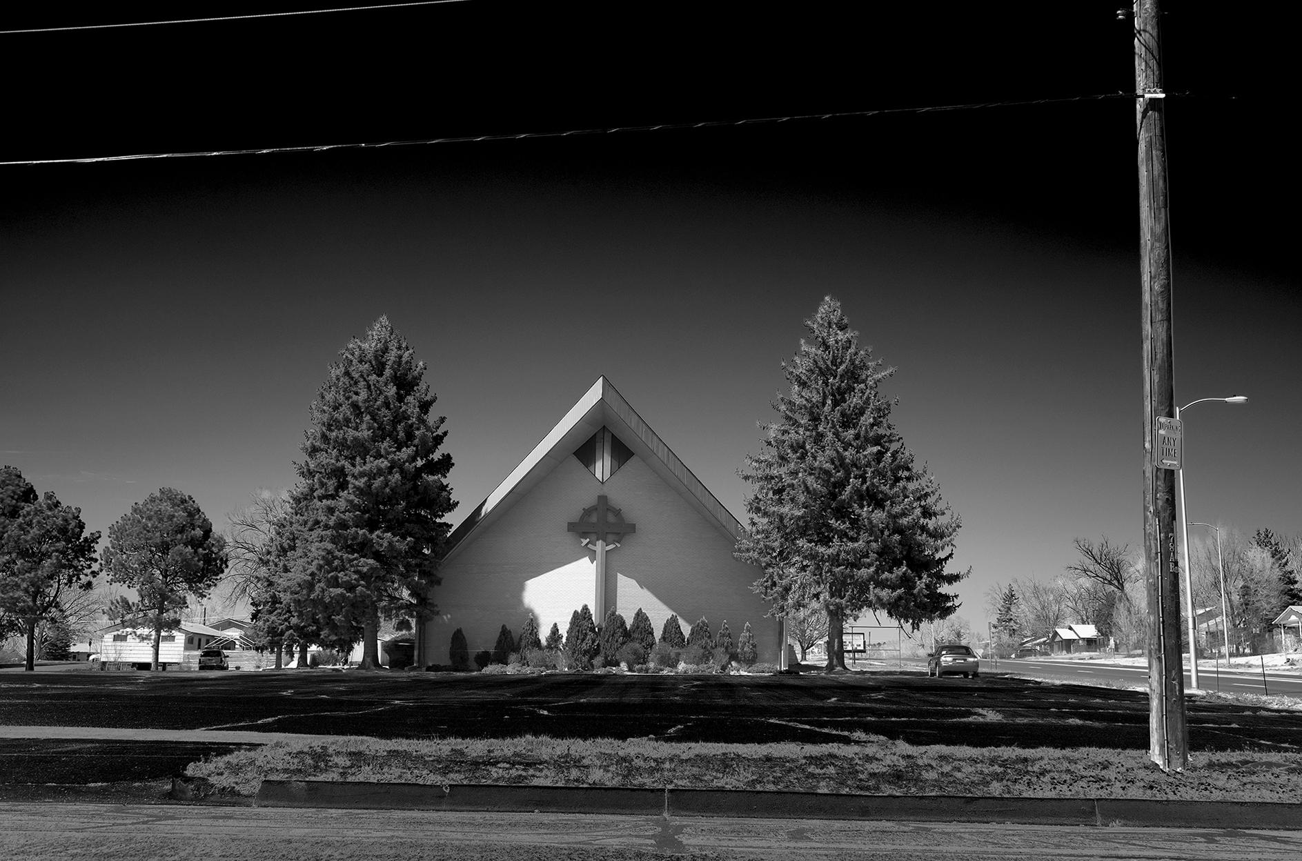 Mt. Calvary Luthern Church; Life Church (Pentecostal); Pikes Peak Biker Church (Non-denominational); Praise Chapel (Non-denominational)