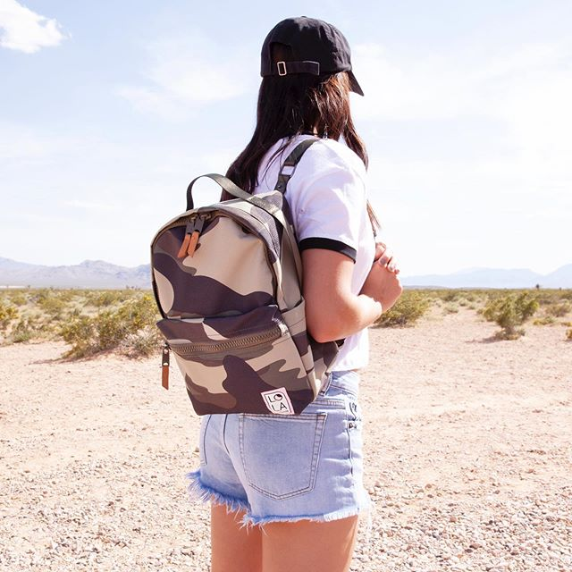Where will your Lola backpack take you this weekend?!