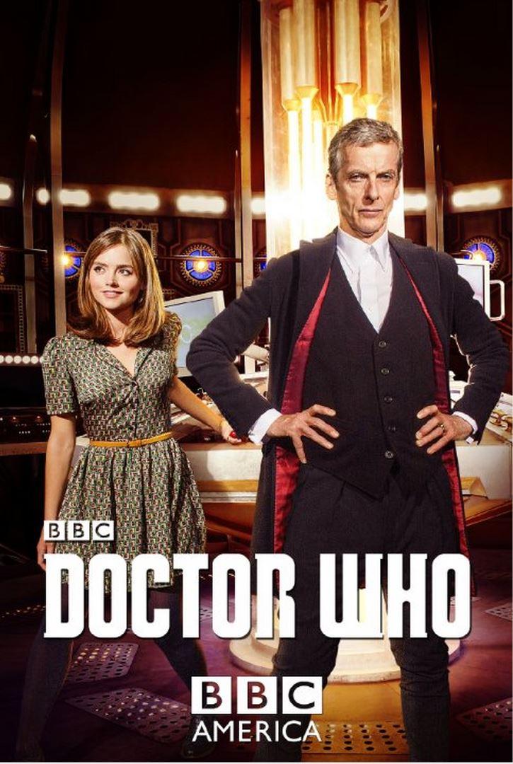 Doctor Who Poster.JPG