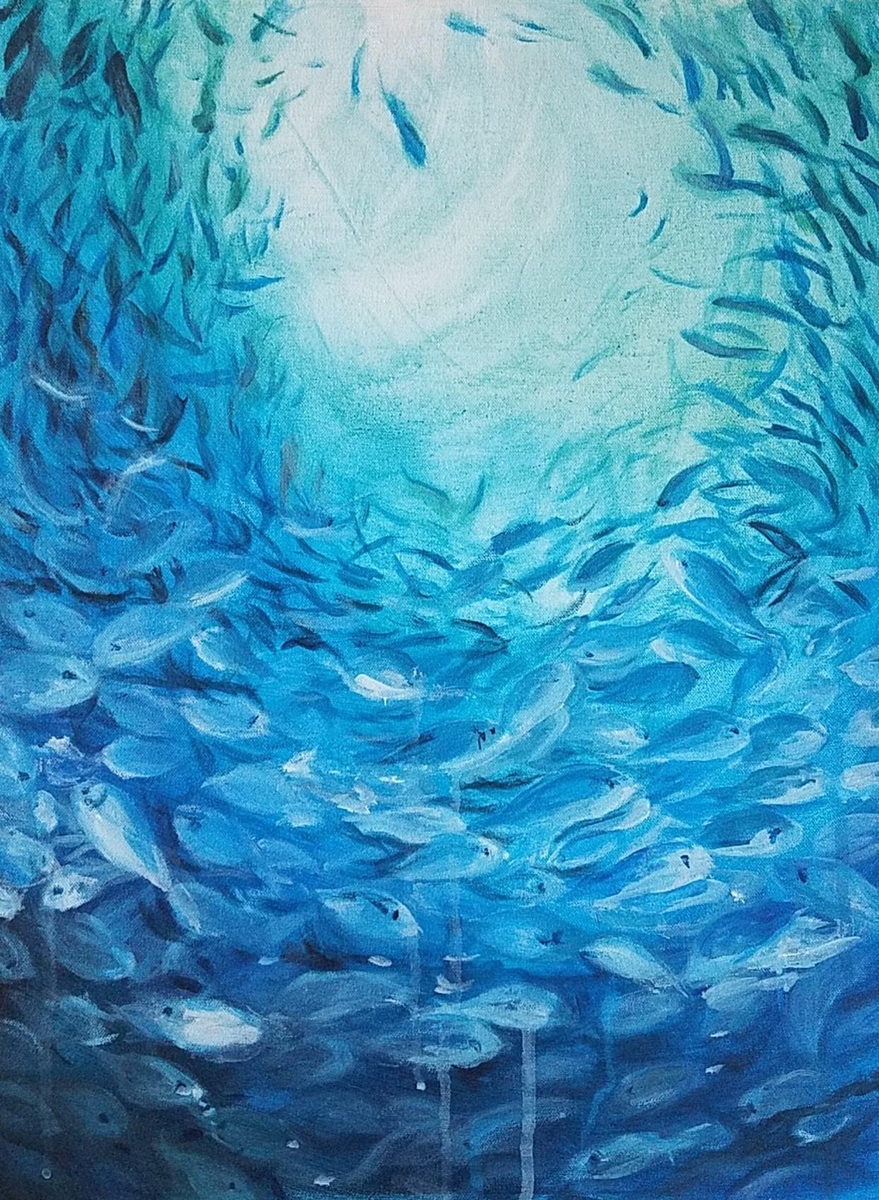 Acrylic Oceanlife