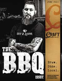 Stone Mill BBQ and Steakhouse featured in Craft Magazine