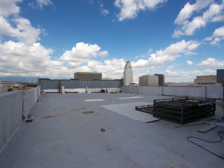 Rooftop - $400/ hour. 6 hour minimum