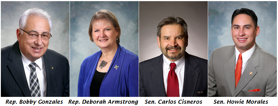 (Images from the New Mexico State Legislature website)