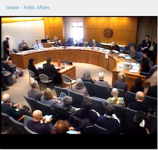 SB 279 in Senate Public Affairs.JPG