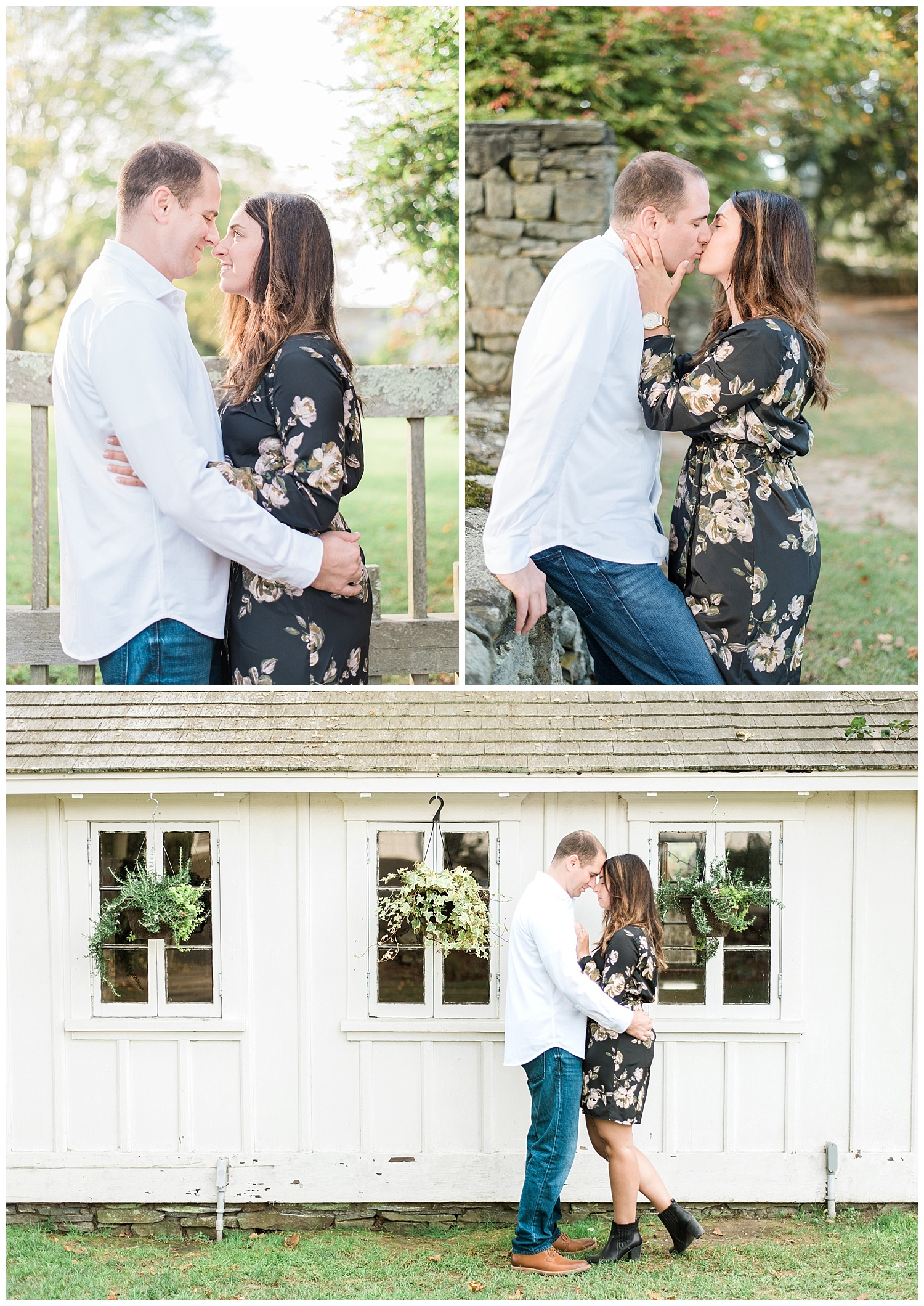RI engagement Photographer